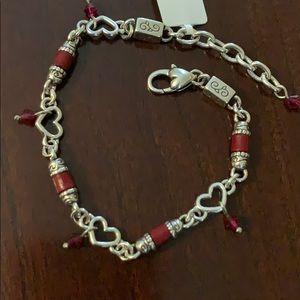 Brighton Heart Song Bracelet